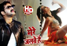 मेरे जलवे है | Maa Tujhe Salaam | Pawan Singh | Bhojpuri Film Songs | (Maa Tujhe Salaam) Lyrics