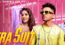 Tera Suit Lyrics by Tony Kakkar