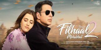 Filhaal2 Mohabbat Lyrics – B Praak