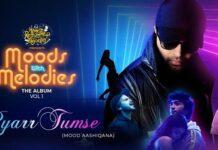 Pyar Tumse Lyrics – Salman Ali | Himesh