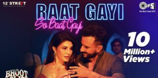 Raat Gayi So Baat Gayi Lyrics – Bhoot Police